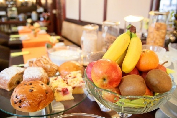 Hotel Aschaffenburg - City-Hotel - Frühstück