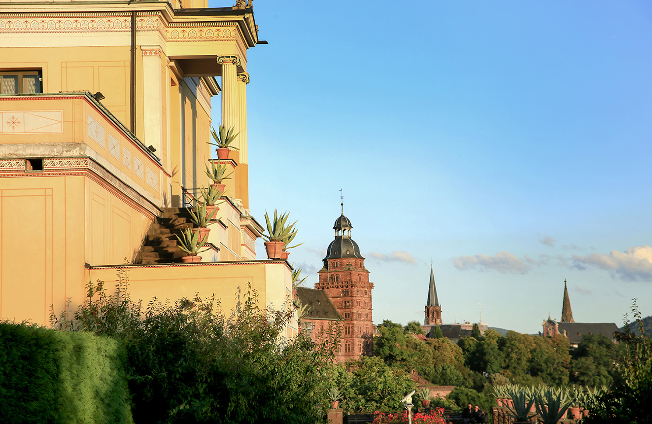 Hotel Aschaffenburg - City-Hotel - Restaurant